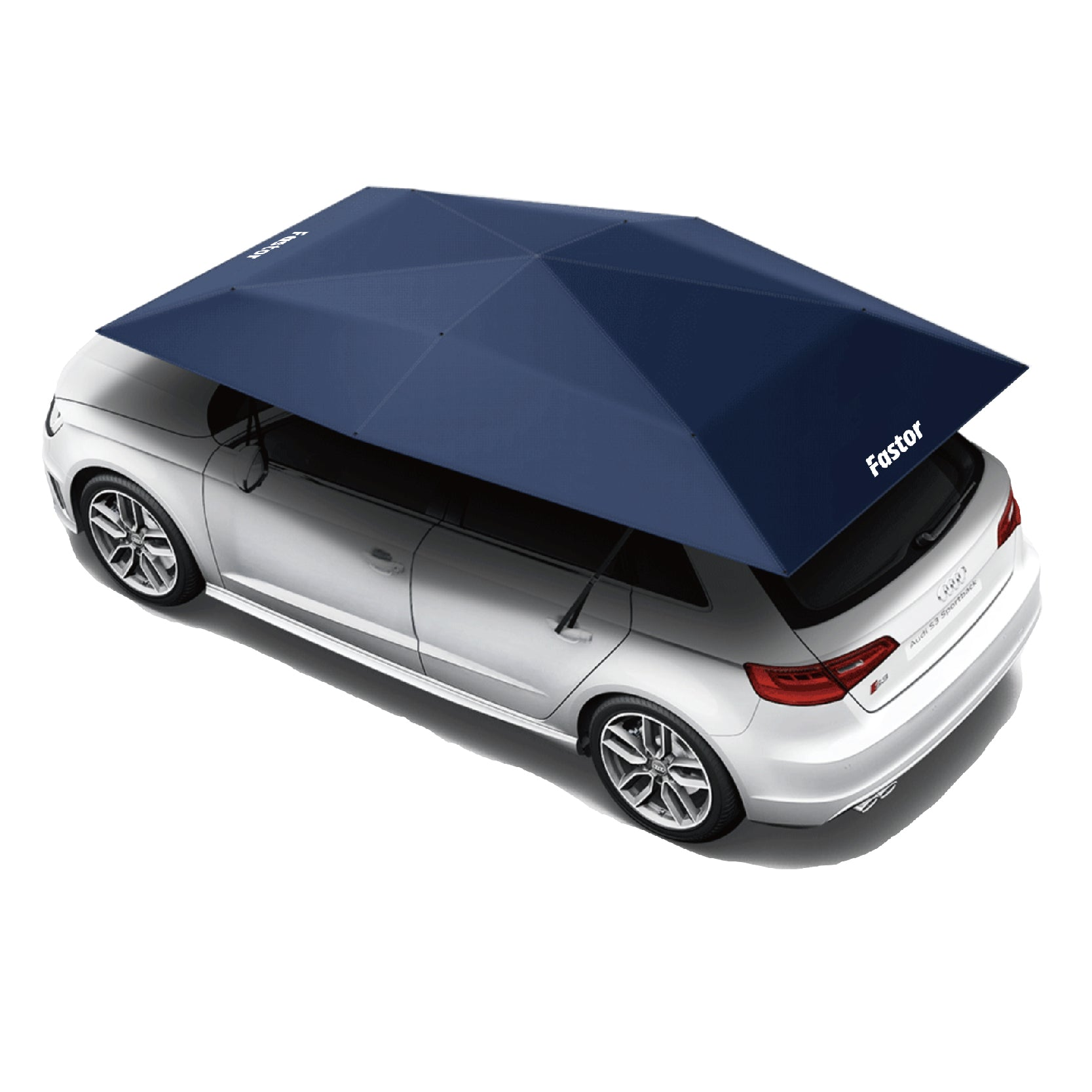 Sunproof Automatic Car Tent Car Umbrella Carport Car Canopy