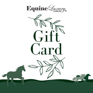 EquineLuxury Natural Horse Care Gift Card