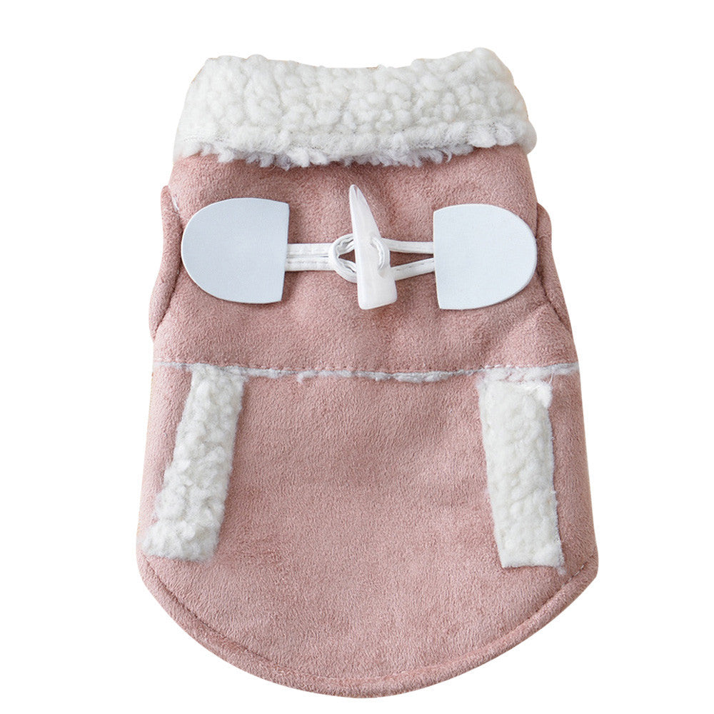 pet dog clothes winter chihuahua puppy dog coat