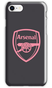 Pink Arsenal Badge