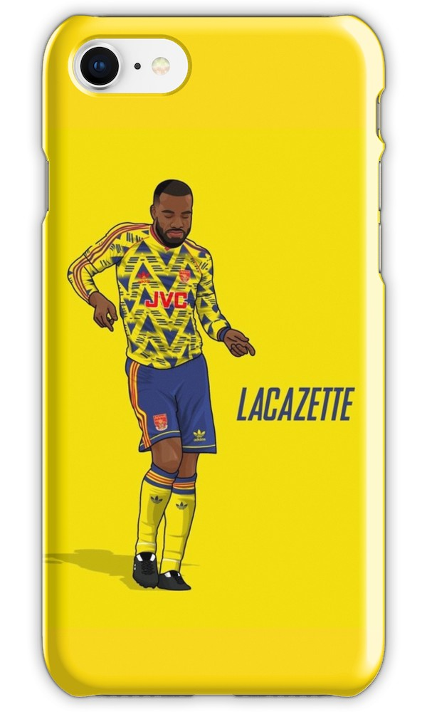 Lacazette in JVC Kit X Adidas