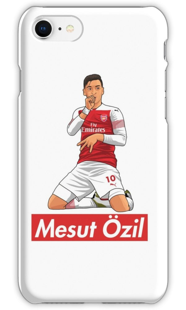 Mesut Ozil Thumb Celebration
