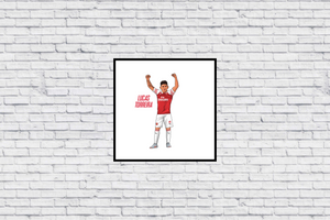 Torreira in Wall Print