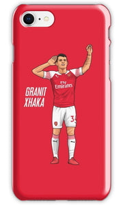 Xhaka celebration to Haters!