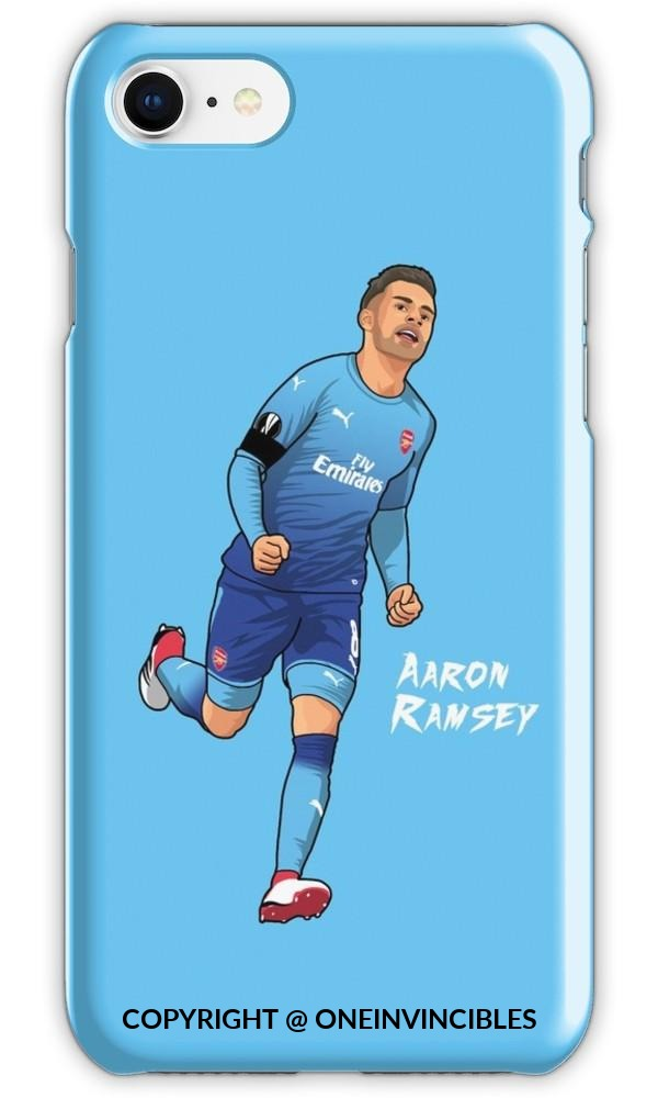 Aaron Ramsey Phone Cases