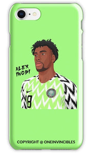 Alex Iwobi Phone Cases