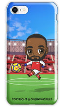 Alexandre Lacazette Chibi Phone Cases