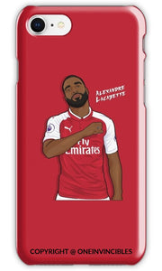 Alexandre Lacazette Is Back! Phone Cases
