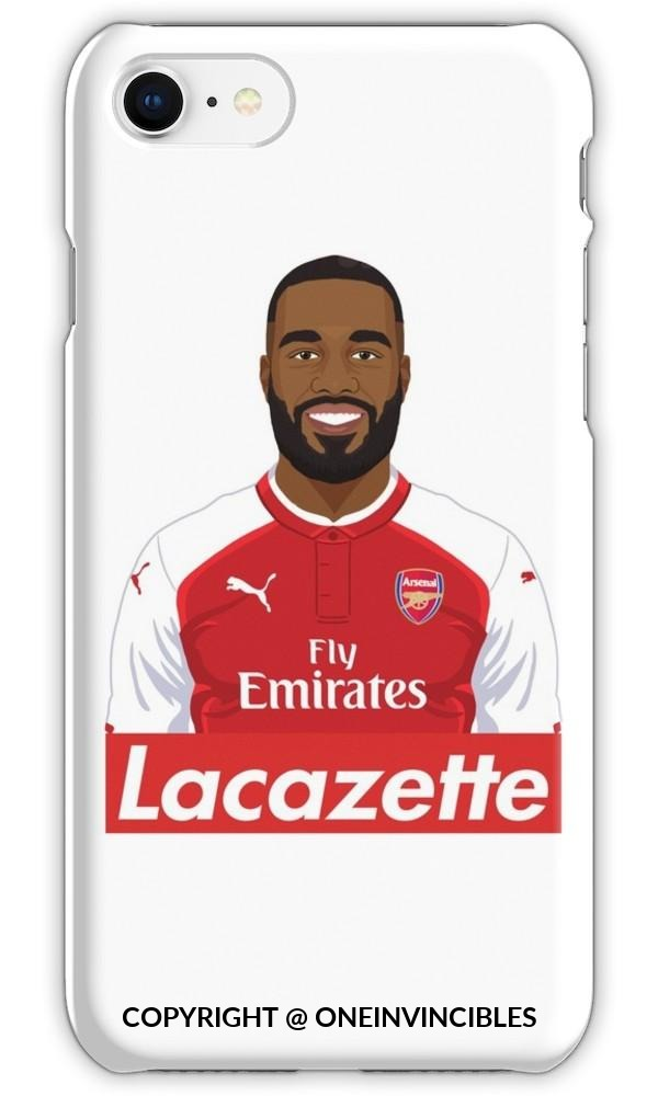 Alexandre Lacazette Phone Cases