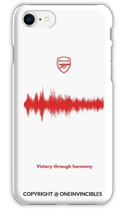 Arsenal Victory In Harmony Phone Cases