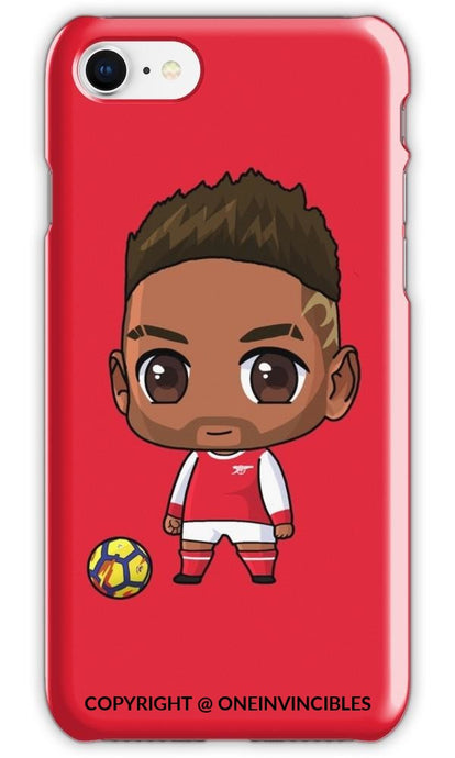 Aubameyang Chibi Phone Cases
