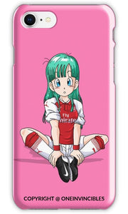 Gooner Girl Bulma Phone Cases