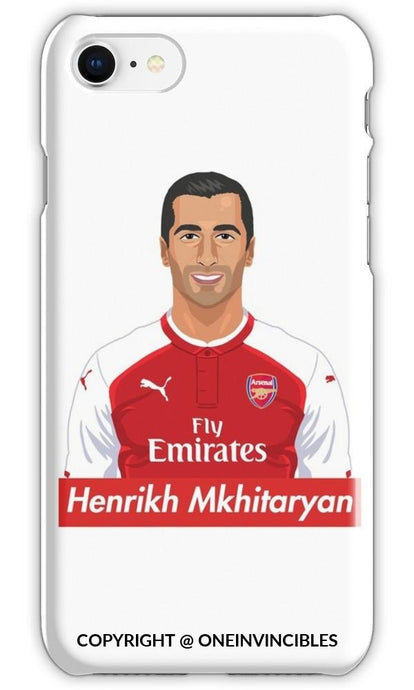 Henrikh Mkhitaryan Phone Cases