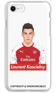 Laurent Koscielny Phone Cases