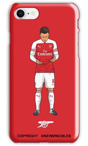 Mesut Ozil 2018/19 Kit Prayer Phone Cases