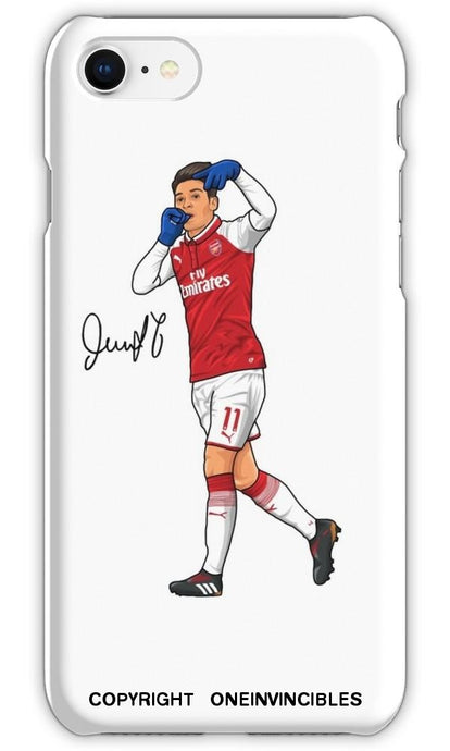 Mesut Ozil Celebration With Signature Phone Cases