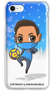 Mesut Ozil Chibi Snow Phone Cases