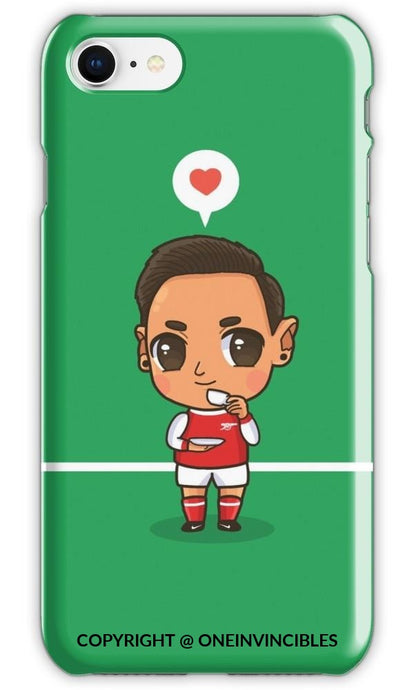 Mesut Ozil Love Phone Cases