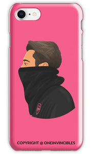 Mesut Ozil Scarf Phone Cases
