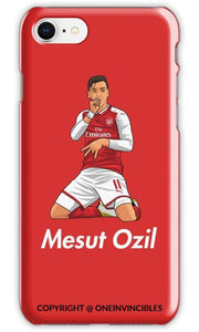 Mesut Ozil Thumb Celebration Iphone 6 / Tough White Phone Cases
