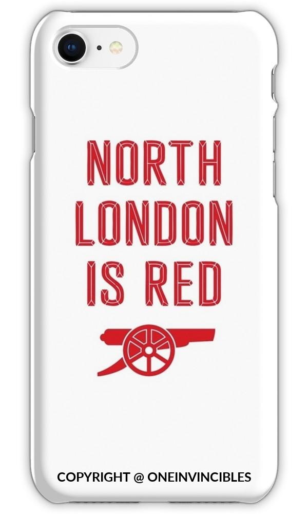 North London Is Red! Phone Cases