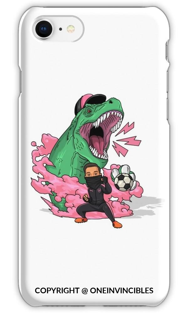 Snood Mesut Ozil Dragon Iphone 6S / Tough White Phone Cases