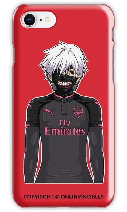 Tokyo Ghoul In Arsenal Kit! Phone Cases