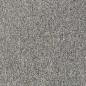 Heather French Terry - Light Gray
