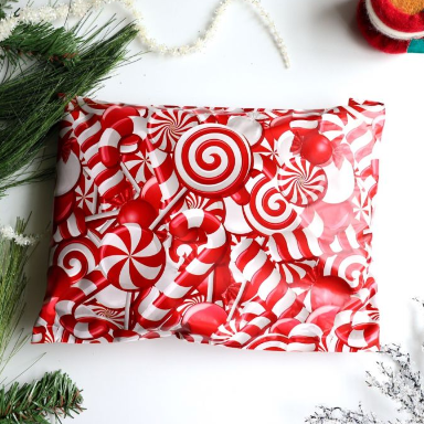 Polymailer - Candy Cane 10 x 13
