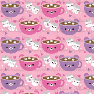 Hot Cocoa Coordinate Print