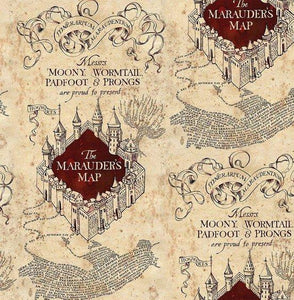 Harry Potter - Marauders Map
