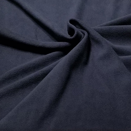 Micro Fleece - Navy