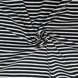 Black and White Stripes (medium)