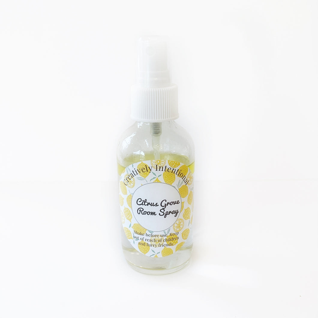 Room Sprays -- Classics Collection --  4 oz
