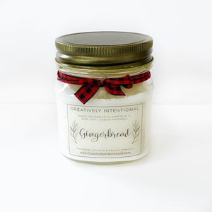 Gingerbread Soy Candles & Wax Melts
