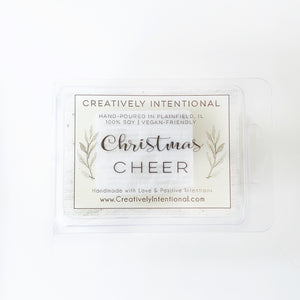 Christmas Cheer Soy Candles & Melts