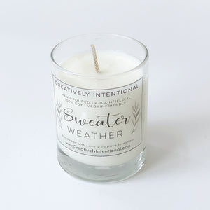 Sweater Weather Soy Candles & Melts