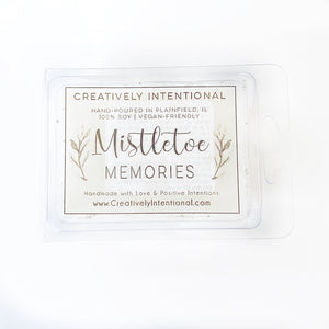Mistletoe Memories Soy Candle or Wax Melts