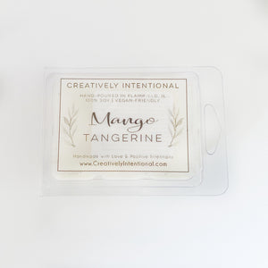 Mango & Tangerine Soy Candle or Wax Melts