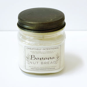 Banana Nut Bread Soy Candles & Melts