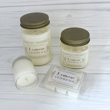Lemon Verbena Soy Candle or Wax Melts