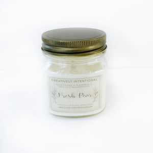 Fresh Pear Soy Candles & Wax Melts