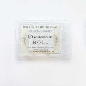 Cinnamon Roll Soy Candles & Melts