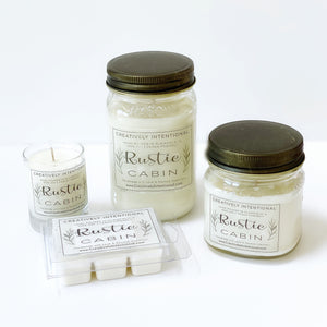 Rustic Cabin Soy Candle or Wax Melts