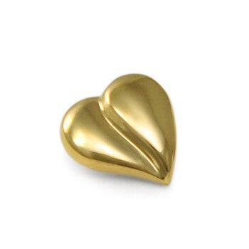 Pocket Heart - 10K Solid Gold