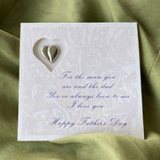 The Loving Heart Pin - Gift for Father's Day