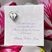 Pocket Heart - Gift for Father's Day
