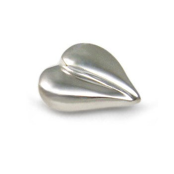 Pocket Heart - Solid Sterling Silver