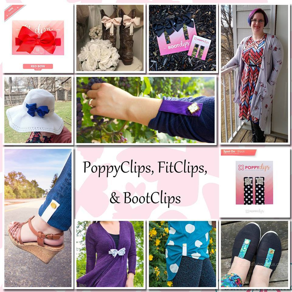 PoppyClips - What they are and how to use them