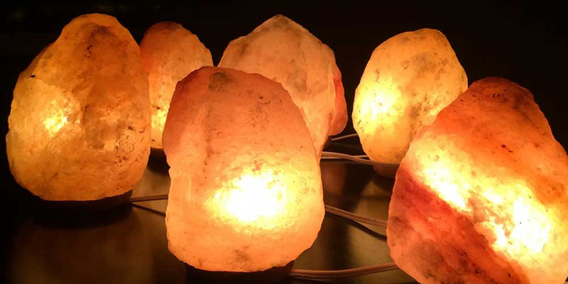 How Himalayan Salt Lamps raise the Spiritual Vibrations of your Home. - The Spiritual Planet